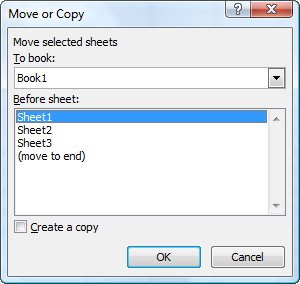 Move or Copy