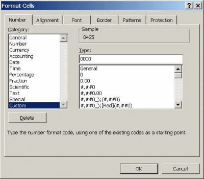 format-cells