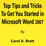 Tips and tricks for Word 2007