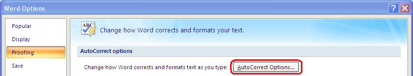 autocorrect-options
