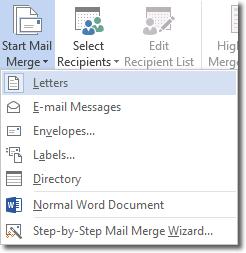 start-mail-merge